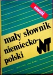 Mały słownik niemiecko-polski