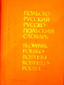 Słownik polsko-rosyjski rosyjsko-polski