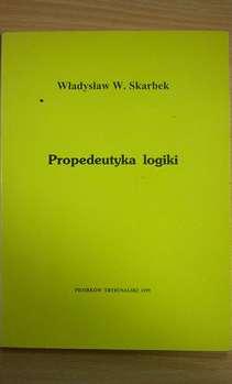 Propedeutyka logiki