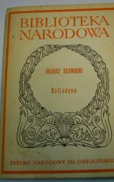 BN Nr 51  Balladyna /113548/