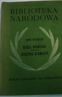 BN Nr 156  Biała diablica Książna D`amalfi