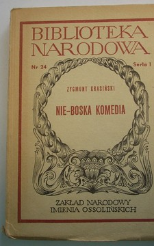 BN Nr 24  Nie-boska komedia /32221/