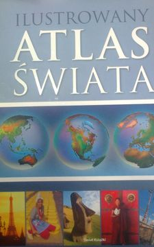 Ilustrowany atlas świata /113024/