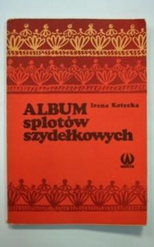 Album splotów szydełkowych /30273/
