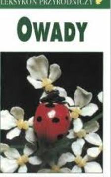 Leksykon przyrodniczy Owady /113743/