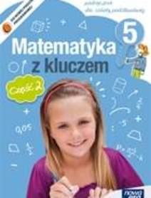 Matematyka 5 Matematyka z kluczem klasa 5 cz. 2 Podręcznik