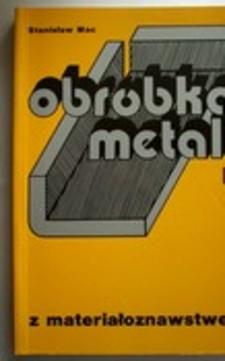 Obróbka metali z materiałoznawstwem /20378/