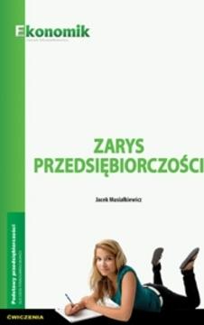 Zarys przedsiębiorczości Ćwiczenia /292/