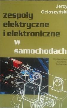 Zespoły elektryczne i elektroniczne /2583/