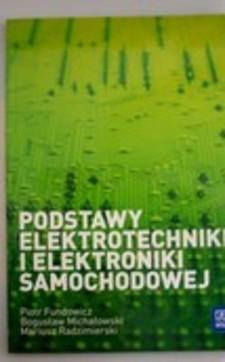 Podstawy elektrotechniki i elektroniki samochodowej /423/