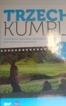 Trzech kumpli Książka z filmem DVD