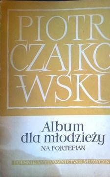 Czajkowski Album dla młodzieży na fortepian /30522/