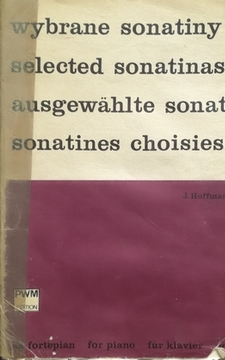 Wybrane sonatiny na fortepian 1 /30485/