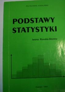 Podstawy statystyki /32352/