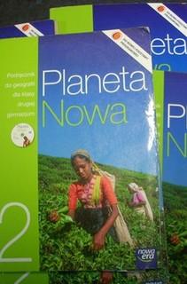 Geografia 2 gim. Planeta Nowa Podręcznik