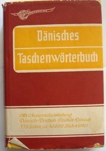 Słownik Danisches Taschenworterbuch