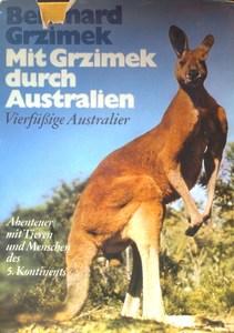 Mit Grzimek durch Australien