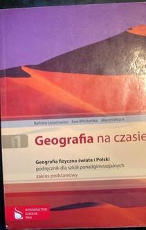 Geografia na czasie 1 Geografia fizyczna świata i Polski