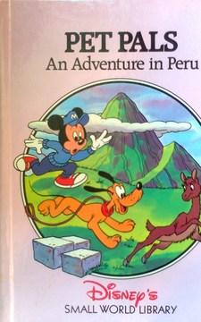Pet Pals An Adventure in Peru /32806/