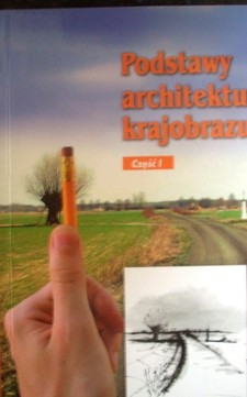 Podstawy architektury krajobrazu 1 /478/