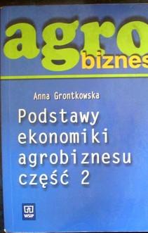 Agrobiznes Podstawy ekonomiki agrobiznesu część 2