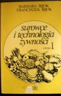 Surowce i technologia żywności część 1