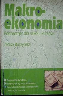 Makroekonomia Podręcznik dla szkół i kursów
