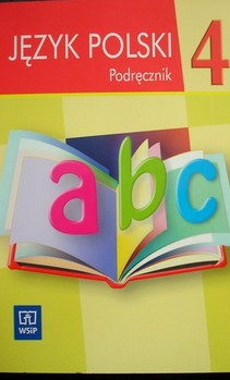 Język polski 4 podręcznik dla szkoły podstawowej specjalnej