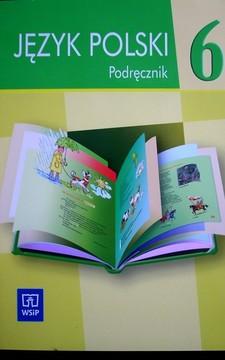 Język polski 6 podręcznik dla szkoły podstawowej specjalnej