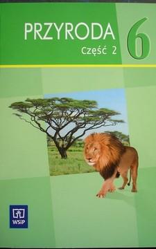 Przyroda 6 część 2 podręcznik dla szkoły podstawowej specjalnej /33500/