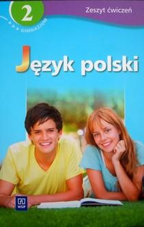 Język polski 2 Zeszyt ćwiczeń dla gimnazjum specjalnego