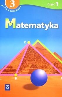 Matematyka 3 Podręcznik z ćwiczeniami dla gimnazjum specjalnego część 1