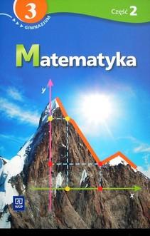 Matematyka 3 Podręcznik z ćwiczeniami dla gimnazjum specjalnego część 2