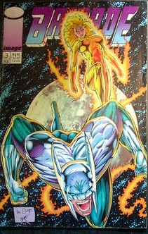 Komiks Comics Battlefront 3