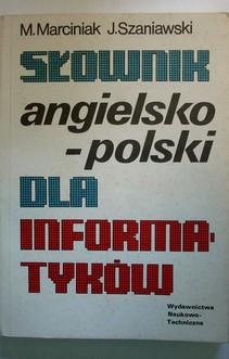 Słownik angielsko polski dla informatyków