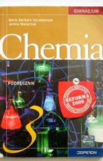 Chemia 3 gim. Podręcznik
