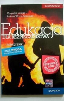 EDB Edukacja dla bezpieczeństwa gim. Podręcznik Linia druga