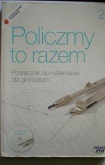 Matematyka 2 Policzmy to razem Podręcznik /297A/
