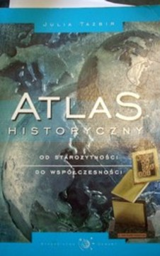 Atlas historyczny LO Od starożytności do współczesności