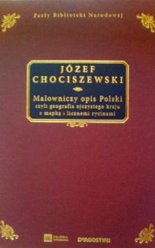 Perły Biblioteki Narodowej Malowniczy opis Polski