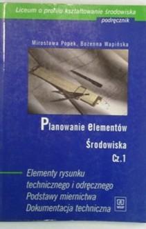 Planowanie elementów środowiska cz.1 Podręcznik