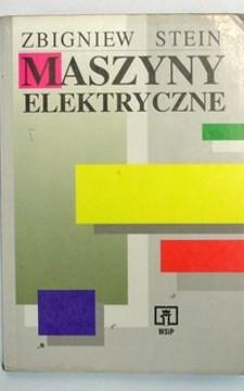Maszyny elektryczne /410/
