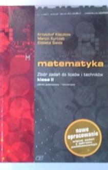 Matematyka 2 LO ZPiR Zbiór zadań