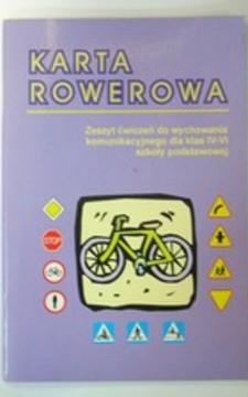 Karta rowerowa Ćwiczenia
