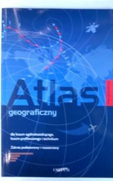 Atlas geograficzny LO ZPiR