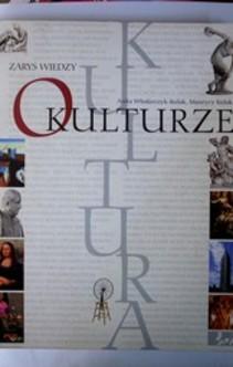 Zarys wiedzy o kulturze