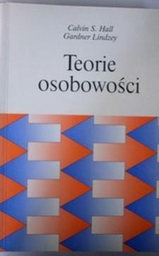 Teorie osobowości /113336/