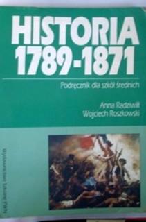 Historia 1789-1871 LO Podręcznik