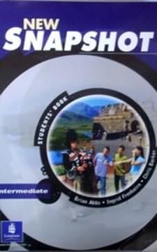New Snapshot Intermediate gim. SB Podr. j.angielski