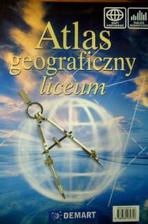 Atlas geograficzny Liceum